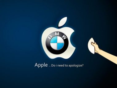 Apple Bmw