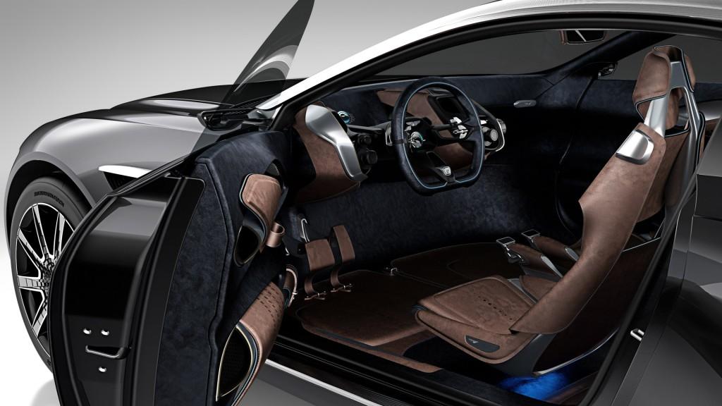 Anche Aston Martin Presentera Un Suo Suvprofessional Luxury