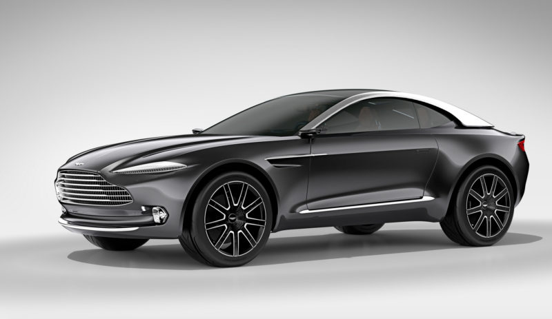 Aston Martin BDX