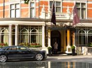 The Connaught Hotel tour alla scoperta dei fornitori della regina