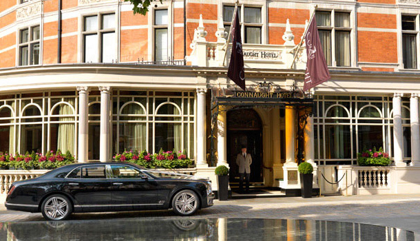 hotel connaught londra