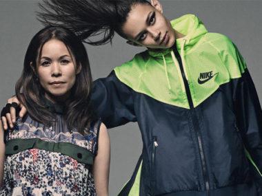 Nike Sacai campagna