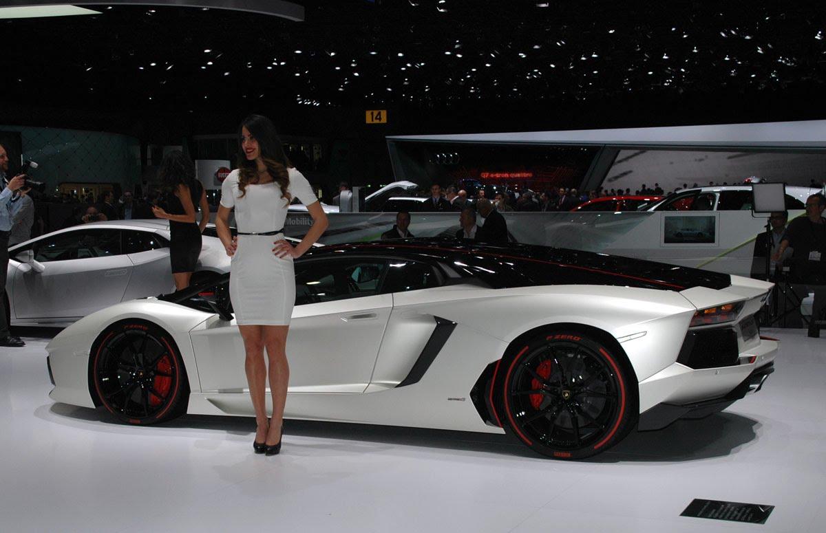 Lamborghini Ginevra Motor Show 2015