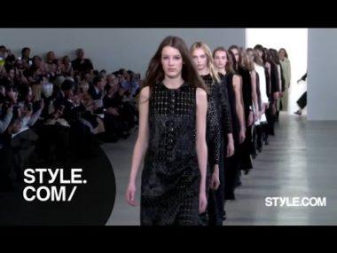 style.com Conde Nast