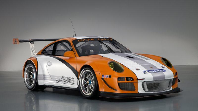 911 GT3RS hybrid