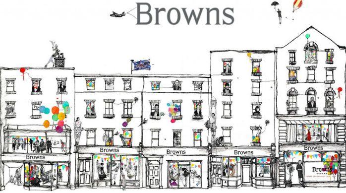 Browns London