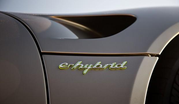 Porsche 911 e-hybrid