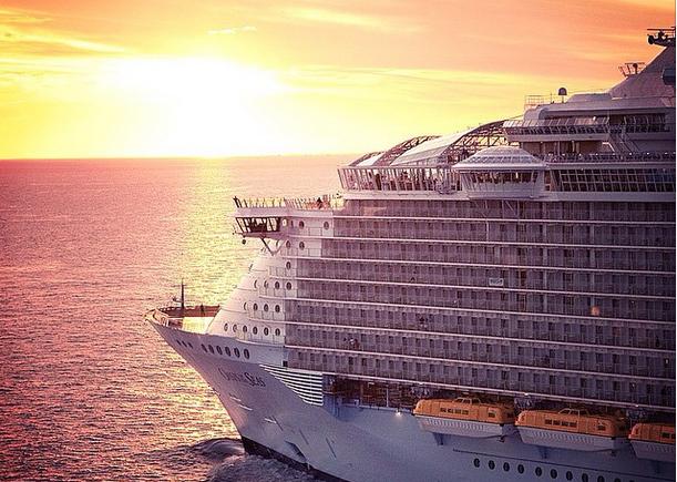Royal Caribbean piani espansione Cina