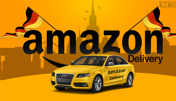 amazon dhl audi delivery service