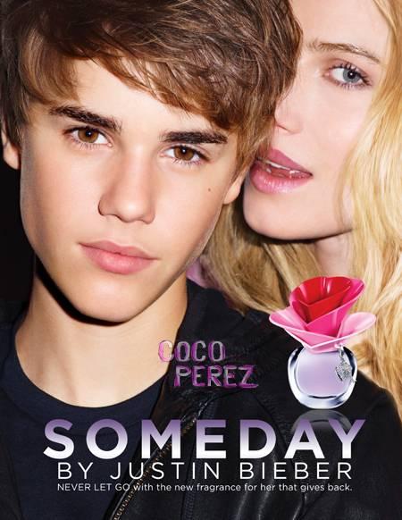 Justin Bieber Someday Fragrance