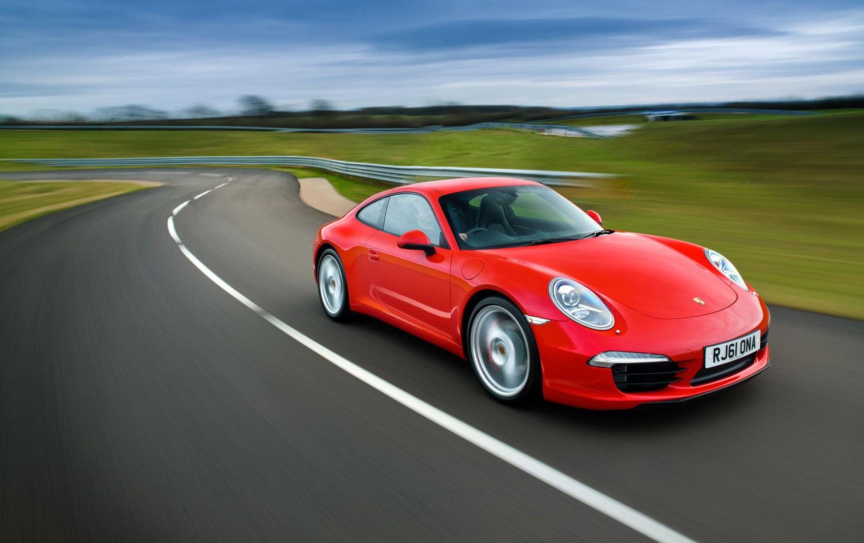Porsche 911 proposta commerciale e-hybrid