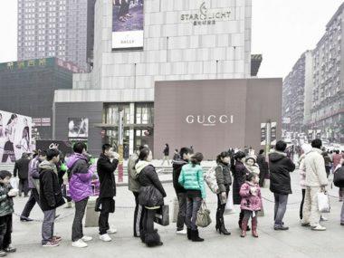 GUCCI store chongqing