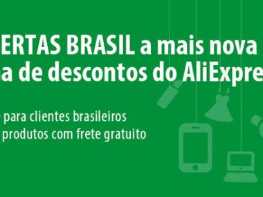 ali express brasile