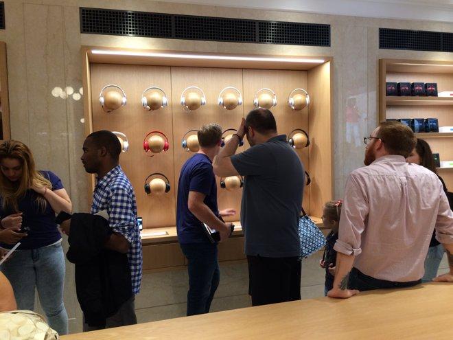 Apple store upper east side New York Beats