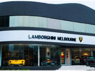 lamborghini melbourne concessionaria australia