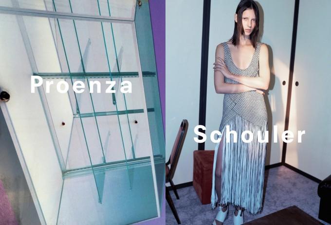 Proenza Schoueler SS15