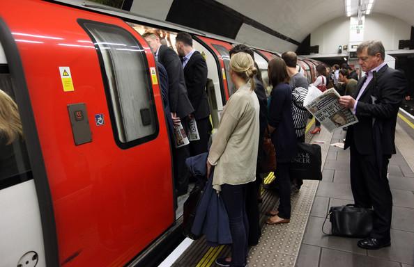 Commuting a Londra