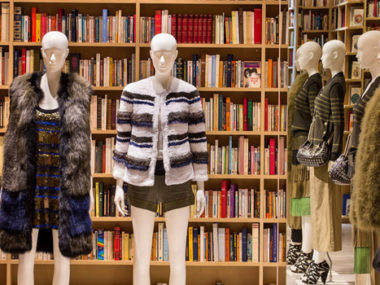Sonia Rykiel Londra Brook Street store