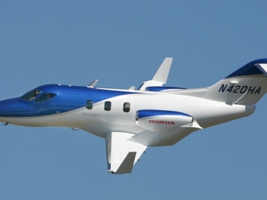 hondajet preview