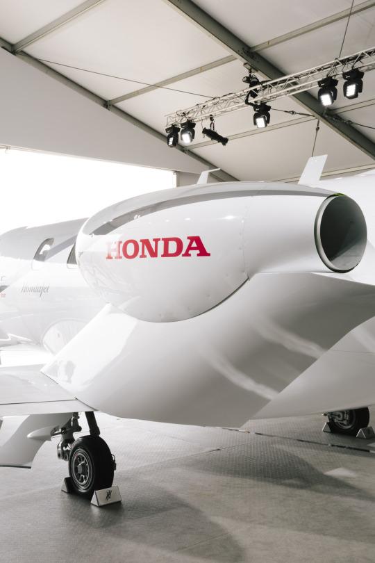 Hondajet by Honda