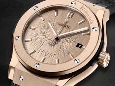 House of Mandela Hublot limited edition