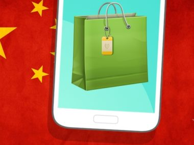 cina m-commerce e-commerce