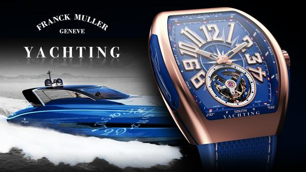 Franck Muller Yachts Collezione Yachting