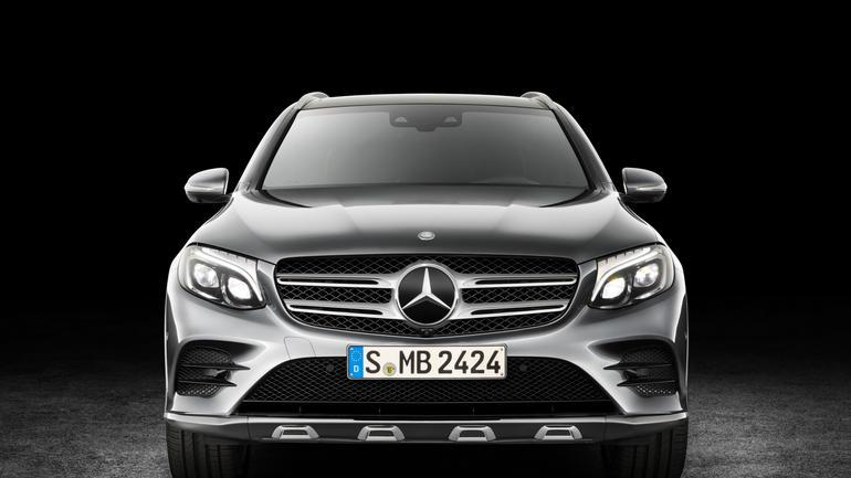 Mercedes GLC suv 2016