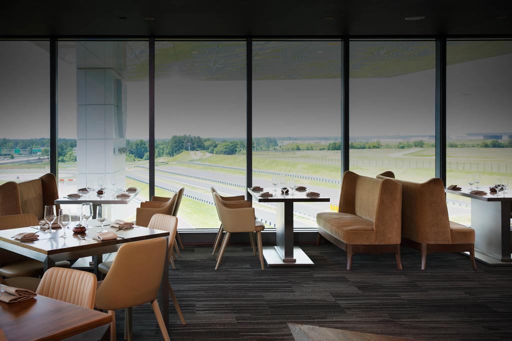 Porsche Experience Center Restaurant 356