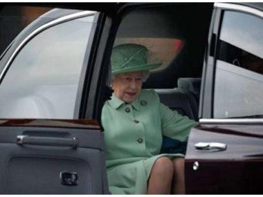 Regina Elisabetta II d'Inghilterra