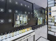Chanel focus fragrance nel nuovo Duty free Barcelona
