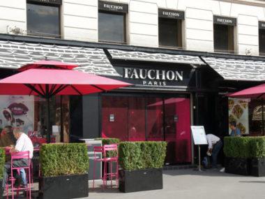 fauchon paris place de la madeleine store