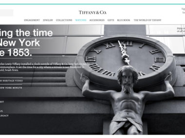 tiffany watch new york