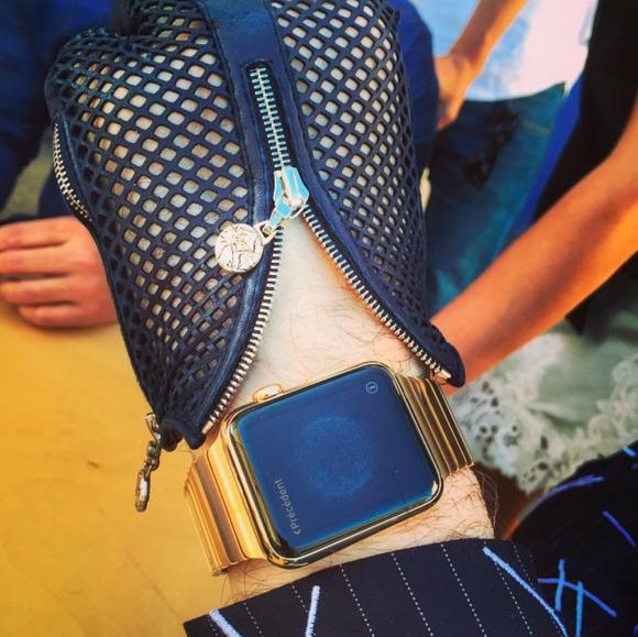 Apple Watch il nuovo prodotto fashion per Apple