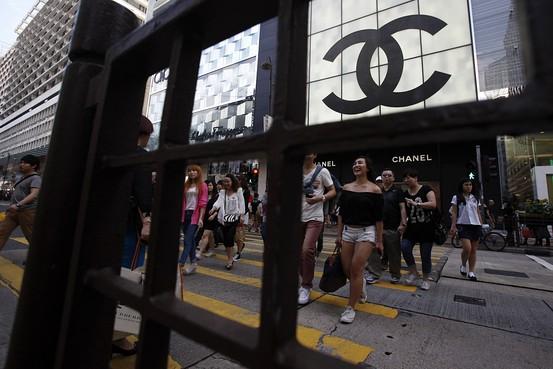 Chanel Store Hong Kong