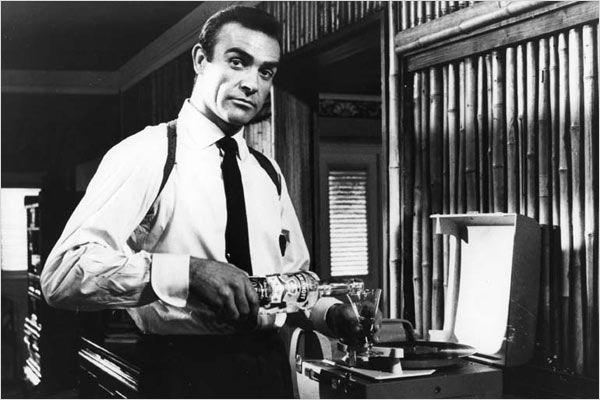 James Bond Smirnoff Vodka Dr No -Licenza di uccidere