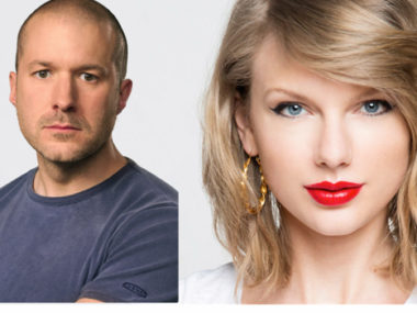 Jony ive Taylor Swift MET Gala 2016