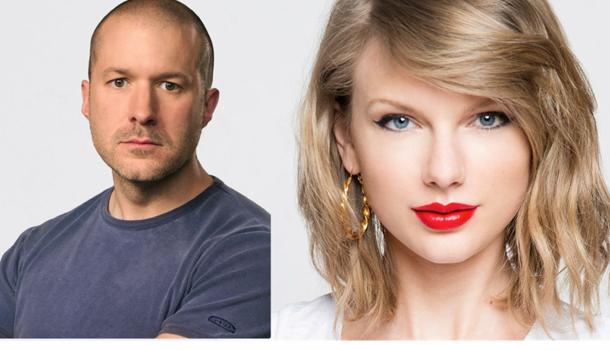 Jony ive Taylor Swift MET Gala 2016
