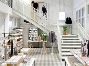 & Other Stories Amsterdam store