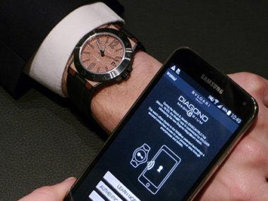bulgari diagono magnesium orologio