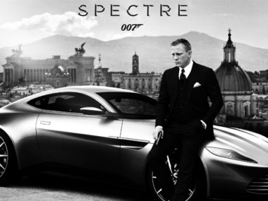 james bond 007 spectre aston martin db10