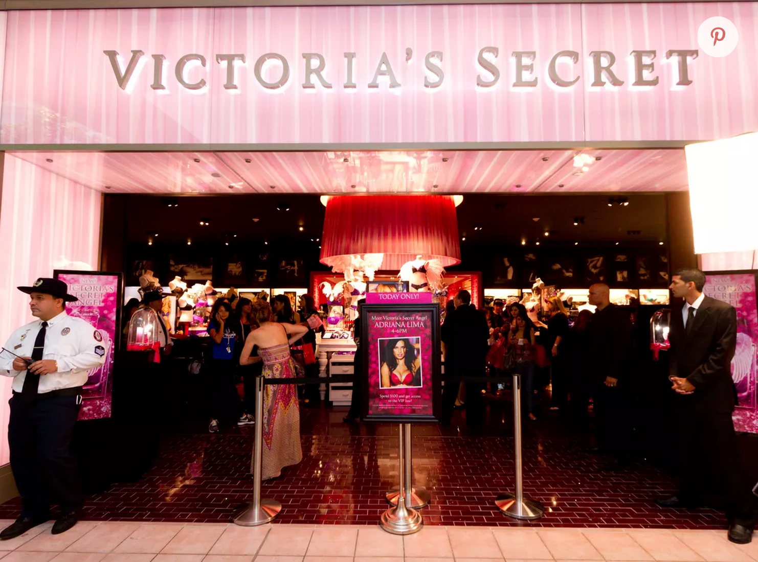 Victoria's secret negozio