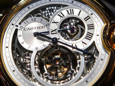 Cartier Richemont