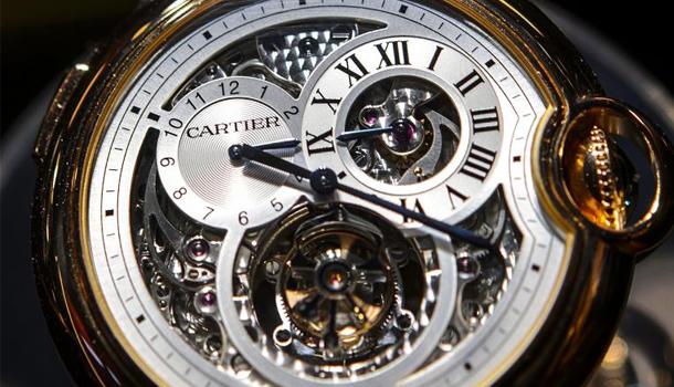 Cartier Richemont