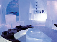 Icehotel aperto tutto l'anno, in previsione una struttura permanente