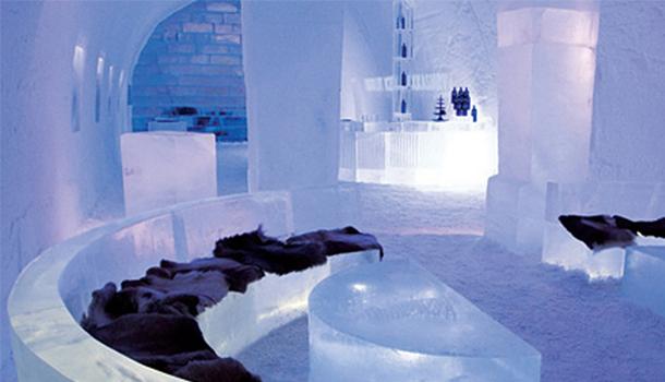 IceHotel Permamente Svezia