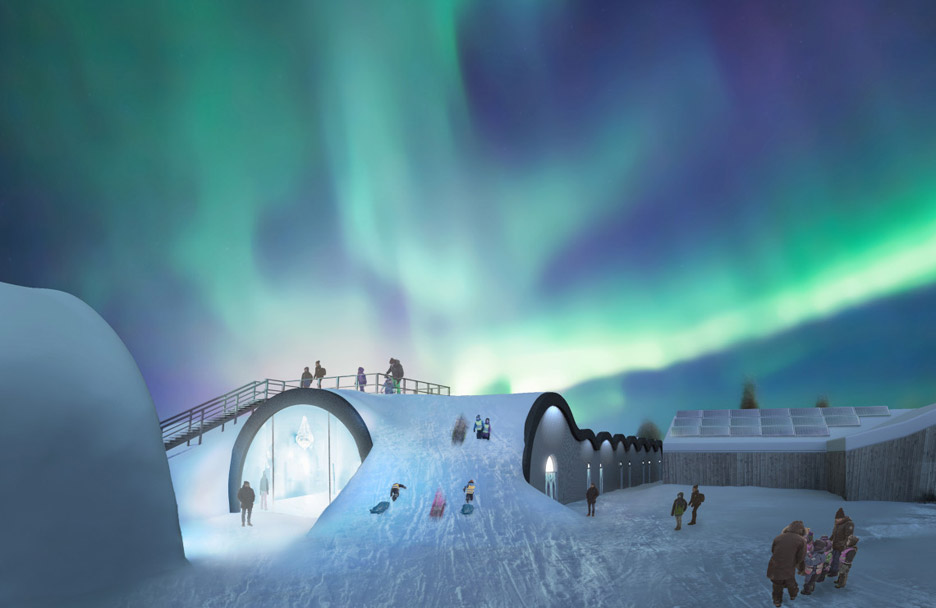 IceHotel Sweden Winter