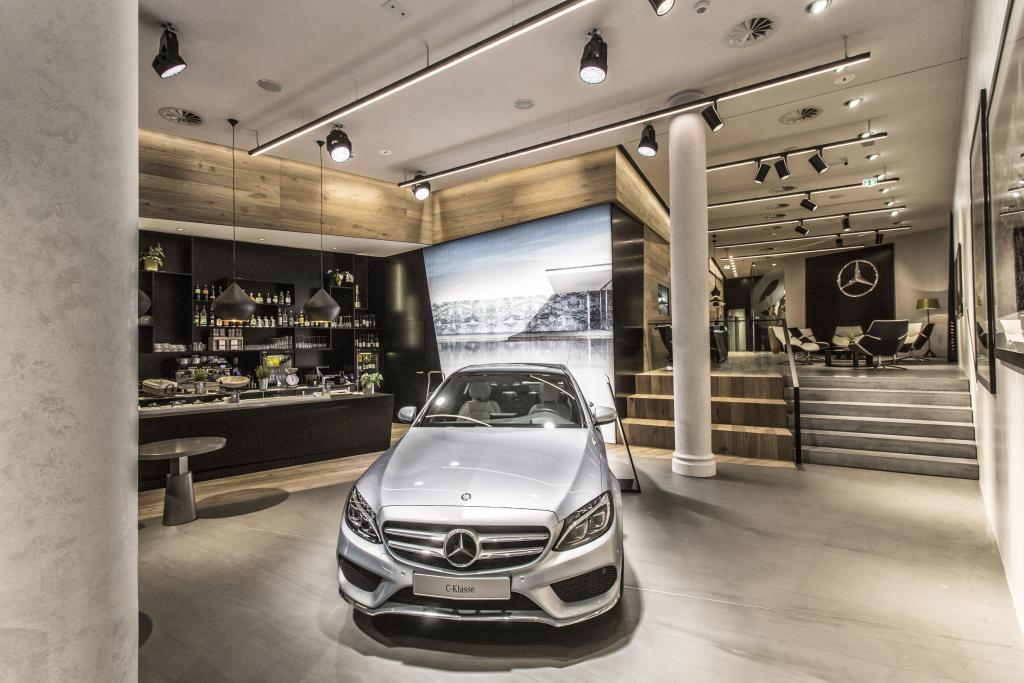 Mercedes Me Store Hamburg Germania