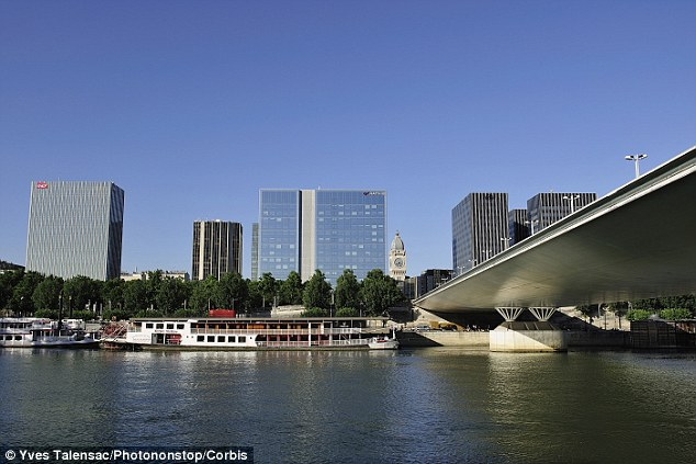 Paris Quai d'Austerlitz