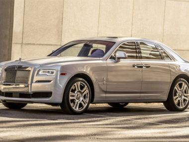 Rolls Royce Ghost 2015 Stati uniti richiamo